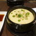 宙 SORA 韓国家庭料理&焼肉 - ケランチム 600円