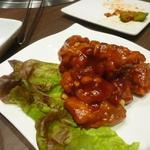 宙 SORA 韓国家庭料理&焼肉 - タッカジャン1000円