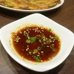 宙 SORA 韓国家庭料理&焼肉 - タレも甘さ控えめ、辛さもいい・・