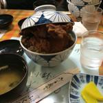 レストラン ふくしん -   〜かつ丼[大]=¥1050〜