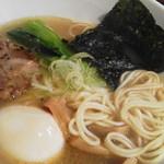 麺s慶 - 柚子塩ラーメン