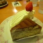 36629642 - イタリアンショートケーキ、ティラミス
