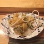和味けいすけ - 鱧の天ぷら