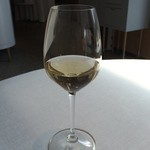 Steirereck - まずはグラスシャンパンで乾杯。