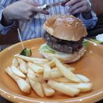 マンチーズ - ハンバーガー