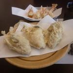 36638986 - 広島産牡蠣の天ぷら