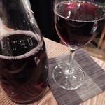 松好 - 赤ワイン・デキャンタ