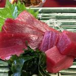 お食事処日本海 - マグロ