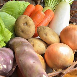 ★チョイスのこだわり野菜には旬があります。★