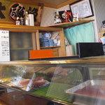 3665520 - 寿司カウンターで戴くミスマッチ感が岩手っぽい。
