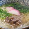 結 - 料理写真:赤牛にゅうめん