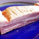 ひばり工房 - 料理写真:ベーコン