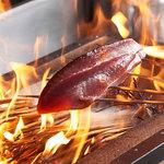 炉ばた情緒かっこ - 料理写真:わらやき