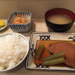マルイ食堂 - なまぶし煮付け