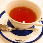 カファレル - ドルチェお皿盛り(紅茶)