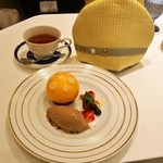 カファレル - ドルチェお皿盛り(フンゲッティ)