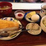 ランチカフェとまと - 料理写真: