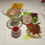 アンティコ カステッロ - 前菜
