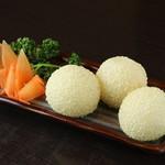 中華料理 菜香菜 - 胡麻団子