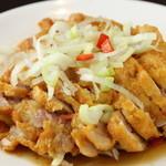中華料理 菜香菜 - 油淋鶏