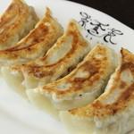 中華料理 菜香菜 - ジューシー焼き餃子