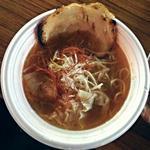 36667353 - 【伊勢海老スープのとろとろワンタン麺 + 炙り豚増し】¥900 + ¥200