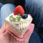 グーテテ - ショートケーキ