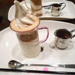 Cafe du glace(カフェ・デュ・グラス) - エスプレッソソフトクリーム