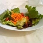 ナプレ - ランチのサラダ