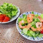パディシャー - サラダ
