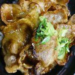 吉野家 - 料理写真:十勝仕立てのロース豚丼