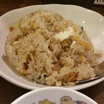 高知ジェントル麺喰楽部 - チャーハン