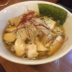 かじゅん - 鶏そば醤油