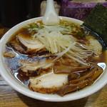 郁 - チャーシューワンタンメン¥1200
