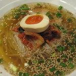 天心軒 - 『天心軒』 冷麺 650円