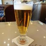 36680145 - 16:00 ~ 18:00 には、生ビール(グラス)  900円が450円のサービスがあります。