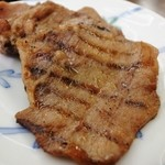 36680458 - 夕食ビュッフェの牛タン