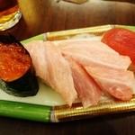 36680469 - 夕食ビュッフェの鮨