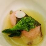 ホテル瑞鳳 - 夕食ビュッフェの桜鯛の蒸しもの