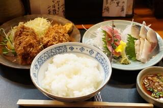 三友 - 食事コース(2160円)