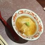 旬膳 八起 - 料理写真:突き出し 湯葉の餡掛け