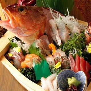 買参権を持つ「輪島漁港」から直送のお魚
