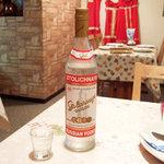 スカズカ - Vodka Stolichnaya:Russia(5250円)