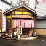 銀山茶屋 - 外観