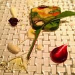 ツキ シュール ラメール - お野菜のテリーヌ
