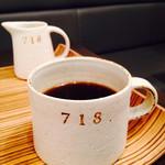 シャワー パーティ カフェ - 丸山珈琲のコーヒー