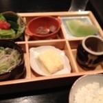 個室×鉄板焼き 鉄生 - ランチパスポートで食べてきました。