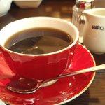 ヒロコーヒー 江坂店 - 日替わりコーヒーのコスタリカアキアレス