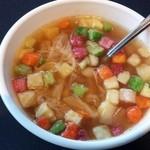 36700496 - ランチのスープ