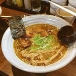 麺や 桜風 - 塩肩ロースチャーシュー麺 塩がおすすめ